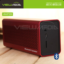 2 Channel Wireless Mini Speaker with Bluetooth Support