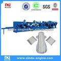 Máquina para hacer de la servilleta sanitaria xd-hy400