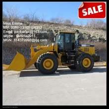 6 tons /3.5 m3 wheel loader /payloader,cat engine
