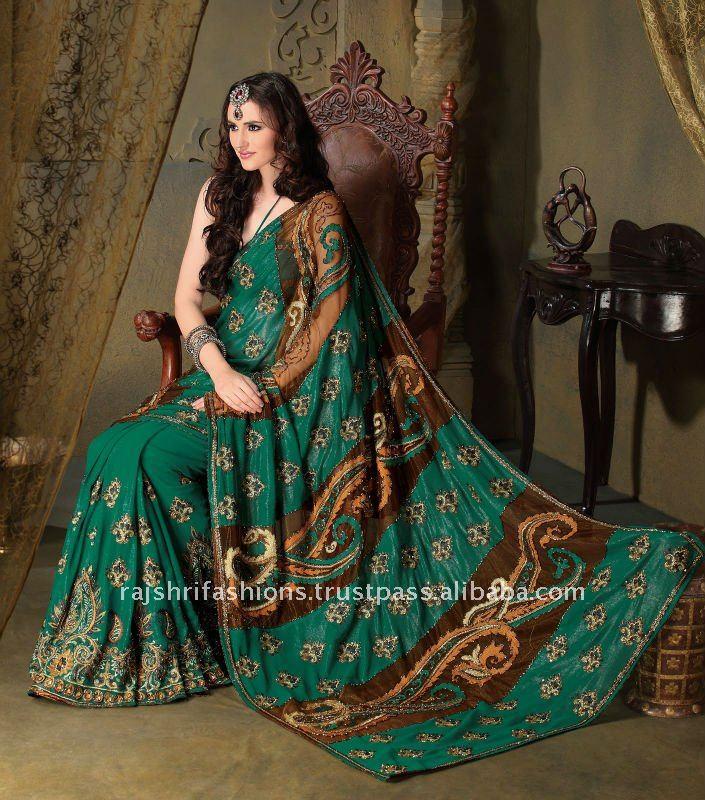 Wedding modern Designer SareesModern Sarees Wedding