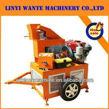 WT1-20 China clay brick making machine