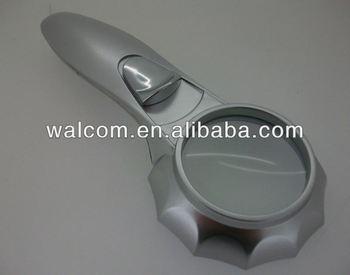 600554/6000555/600556 Magnifier with 6pcs led light,skin analyzer magnifier machine