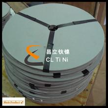 MMO Titanium Anode Ribbon for tanks storage
