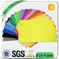 Etileno vinil acetato folha/cor glitter adesivo de espuma de eva preço