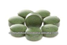 Dietary Supplement 500mg Tablets Organic Spirulina