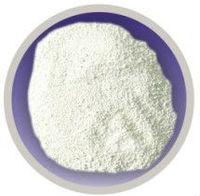 Dust-free antimony trioxide