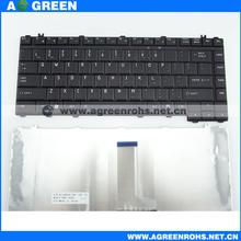Hot sale Laptop keyboard for toshiba Satellite L300
