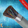 pure copper aerial telephone cable cross connect jumper wire