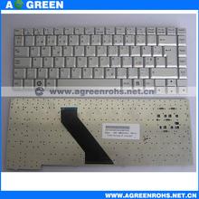 Wholesale Laptop keyboard for LG P310 white