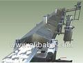 máquina de batata chips de baixo preço de produção capacidade 50 kg por hora de lote tipo de chips de batata que faz a máquina