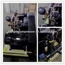 xinya fl type 24l 8bar 2hp best seller ac single piston direct driven Hengda air compressor cefl24 350CFM 580PSI 40HP