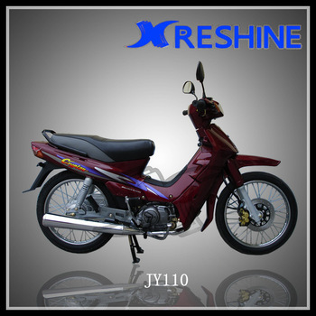 chinese moped cub 110cc motorcycle for sale (JY110 crypton)