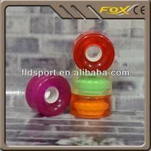 Branded Wonder Fox super hot selling cool high rebound inline pu wheel