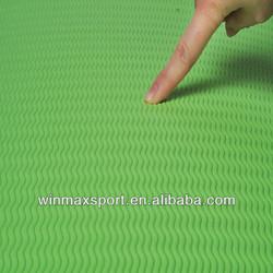 Eco friendly tpe yoga mat
