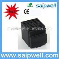 Small compact semiconductor fan heater gas water heater exhaust fan 150W, 250W, 400W