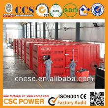 CSC POWER ! water cooled generator set kta38-g9