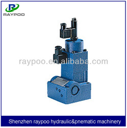 rexroth hydraulic proportional l valve flow control valve