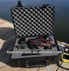 Factory price hard plastic protective case,pistol case,storm case