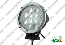 HOT super brighter 60w led working light for off road 4x4 jeep, truck atv utv suv NSL-6012R-60W
