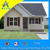 Luxury steel structure prefabricated villa(CHYT-V3030)