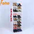 اللون الأبيض ايكيا 10 تيير رف الأحذية( fh-- sr0010w)