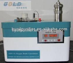GDY-1A Effictive Laboratory Calorimeter for Coal and Petroleum