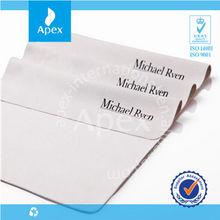 Quality microfiber eyeglass cleaning cloth