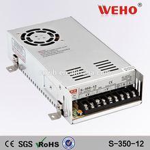 350w 12v single output led driver dc power supply 30a