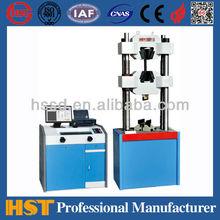 WAW-B Series Computer Control Electro-Hydraulic Universal Testing Machine/universal tensile testing machine