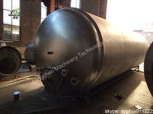 20Tons Sulfuric Acid Storage Tank (H2SO4), Acid Liquid Tank, Acid Proof Tank
