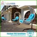foshan balkon salıncak sandalye seti