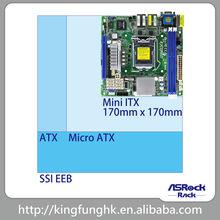 ASRock Rack E3C226D2I LGA 1150 socket Xeon E3 i7 i5 i3 NAS Mini ITX Server motherboard