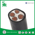 Aislamiento de PVC de 0,6 / 1 KV de 35 mm 4 Núcleo del cable de alimentación