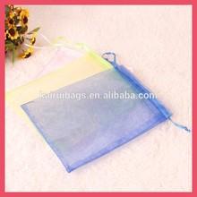 custom printed wholesale jewelry gift organza bag