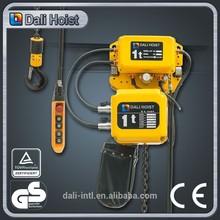 380v 3 phase mini electric chain hoist