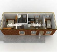 European luxury container house design