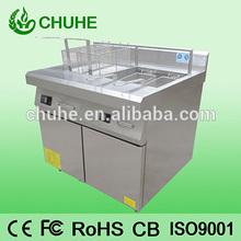 Kitchen Equipment Stainless steel automatic deep fryer