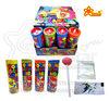 Hot Selling Firecracker Shaped Lollipop Candy