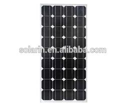 100w monocrystalline solar panel price