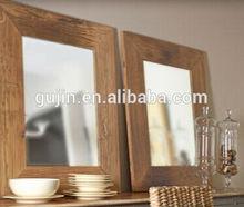 Rustic & Reclaimed & Vintage Wooden Mirror
