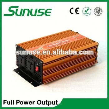 1500watts inverter pro sine wave,power inverter dc 12v ac 220v