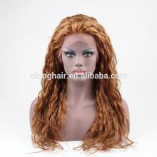 Natural Looking 100% Raw Virgin Brazilian Human Hair Wig