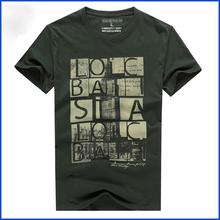 hot sale factory t shirt manufacturing men fashion t shirt printing 100 cotton t shirt men