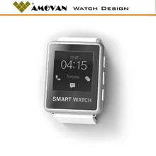 D watch Eink dispaly new smart bluetooth watch, support Android / apple phone