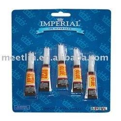 3g Instant Super Glue Liquid adhesive