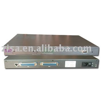 24 Port Mini ADSL IP DSLAM