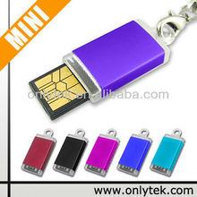 OEM free Laser Logo 1G 2G 4G 8G 16gb mini usb flash drive