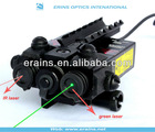 Military standard Infrared laser sight or IR laser scope and Green laser sight combo