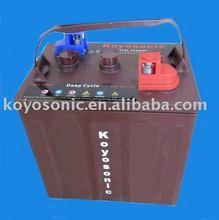 6V225AH-T105 Lead Acid Deep Cycle Battery