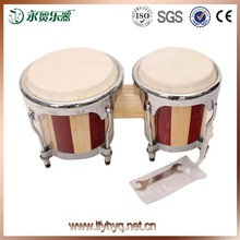 toy musical instrument, cheap hot selling bongo drum